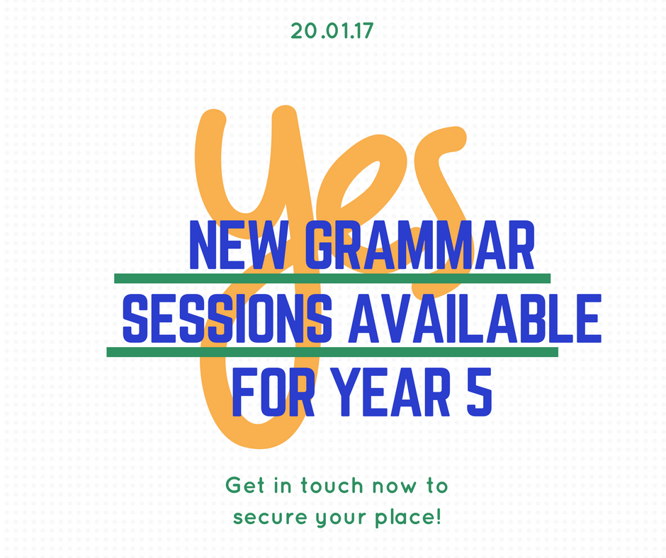 new-grammar-sessions-available-for-year-5